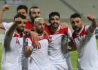 Sīrija, Austrālija un Japāna PK kvalifikāciju turpina perfekti, Mongolija šokē