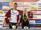 Latviju Tokijas OS BMX sacensībās pārstāvēs Babris un Pētersone