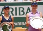 """""""French Open"""" junioru turnīros uzvar čehiete Noskova un francūzis Ašē"""