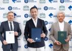 Latvijas airēšanas federācija uzsāk ilgtermiņa sadarbību ar LU un RTU