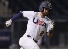Ātrslidotājs iekļūst ASV olimpiskajā beisbola izlasē