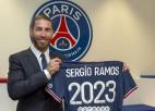 PSG turpina krāt zvaigznes - divu gadu līgums ar Ramosu