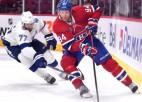 """Divos Stenlija kausa finālos pēc kārtas zaudējušais Perijs cer palikt """"Canadiens"""""""
