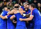 Žaminē izrauj Francijai uzvaru un saglabā intrigu Austrālijas tūrē