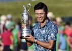 """Morikava izcīna otro """"major"""" titulu pirmajos astoņos turnīros"""