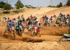 """Pilsblīdenes motokrosā """"MX Pro"""" klasē uzvar Kārlis Kalējs"""