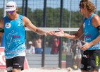 Nedēļas nogalē Jūrmalā notiks ceturtais ERGO posms, finālspēles tiešraidē ''Sportacentrs.com TV''