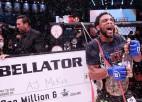 """Striklendam piektā uzvara UFC pēc kārtas, spilgts panākums """"Bellator"""" zvaigznei Makī"""