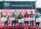 "LK posmā ""Eleven-Sportswear GP"" 70km grupas braucienā uzvar Bogdanovičs"