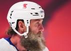 1997. gada drafta pirmais numurs Torntons paraksta līgumu un turpinās NHL karjeru