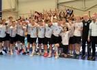 U19 handbolisti zaudē EČ B divīzijas turnīra pusfinālā Melnkalnei