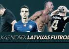 """Video: Kas notiek Latvijas futbolā? """"Futbolbumbas"""" par """"Riga"""" izgāšanos, Kazakeviča izvēli"""