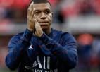 Mbapē jau jūlijā lūdzis PSG futbolistu pārdot līdz transfēra perioda beigām