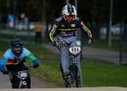 Krīgers uzvarējis Latvijas BMX kausa posmā Jelgavā