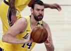 """""""Lakers"""" aizmaina Marku Gazolu uz Memfisu, """"Grizzlies"""" viņa līgumu izpirks"""