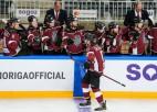 """Rīgas """"Dinamo"""" saspringtā cīņā izcīna sezonas pirmo uzvaru savā laukumā"""