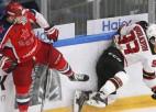 Rīgā spēlējušais Robinsons pēc četrām sezonām CSKA pārceļas uz SKA