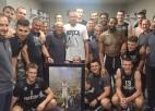 """Kurucs un """"Partizan"""" emocijām bagātā vakarā pieveic """"Anadolu Efes"""""""