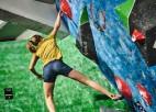 Mūsējie tikuši finālā starptautiskajās kāpšanas sporta sacensībās Polijā