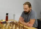Jaunais čempions Bērziņš: ''Cenšos saglabāt profesionālu pieeju šaham''