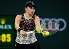 Ostapenko pēc sezonas otrā labākā rezultāta zaudē vienu pozīciju WTA rangā