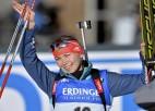 Divas reizes diskvalificētā 34 gadus vecā krievu biatloniste mēģinās tikt uz OS Pekinā