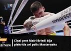 Kāpēc Briedis cīnījās tieši pret Mannu, smagi zaudējušo Zauerlanda bokseri?