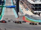 Verstapens pēc zaudējuma startā uzveic Hamiltonu ASV posmā