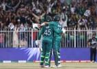 Pakistāna izglābjas, Karību izlasei otrais zaudējums