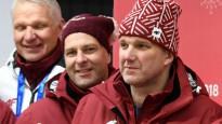 Bobsleja treneris Ozols olimpiskajās spēlēs riskējis iekulties nepatikšanās