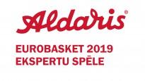 """Piedalies """"Aldaris"""" Eurobasket 2019 ekspertu spēlē!"""
