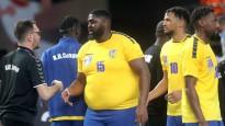 Pasaules čempionātā izceļas handbolists ar lieko svaru