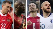 EURO 2020 B grupa: Beļģijas pieredze un Somijas debija