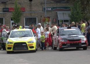 Video: Jēkabpilī ar vērienu un uguņošanu aizvadīti  Motoru svētki 2013