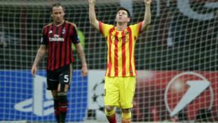 """H grupa: """"Barcelona"""" ar """"Milan"""" spēlē neizšķirti, """"Celtic"""" pirmā uzvara"""