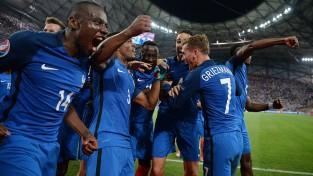 Grīzmanam divi vārti, Francija sakauj Vāciju un iekļūst finālā