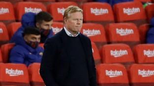 """Kūmanam par sarkano divu spēļu diskvalifikācija, """"Barcelona"""" iesniegs apelāciju"""