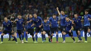 Itālija pendelēs pieveic Angliju un kļūst par Eiropas čempioni