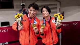 Medaļu kopvērtējums (2. diena): Japānai četri zelti, Francija saceļ troksni