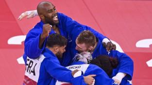 Džudo sacensības beigušās: Francija izcīna pēdējo zeltu un liedz Japānai desmito titulu