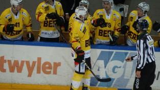 Latviešu hokejistiem zaudējumi pirmajās spēlēs Šveicē