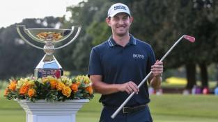 PGA tūres finālā ar 15 miljonus vērtu galveno balvu uzvar Kantlejs