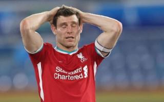 """Līdzdibinātājas """"Liverpool"""" kapteinis Milners: """"Man Superlīga nepatīk, ceru, ka tā nenotiks"""""""