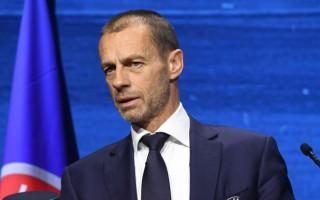 Čeferins Superlīgas klubiem sola sankcijas un lielos zaudējumus noveļ uz sliktu vadību