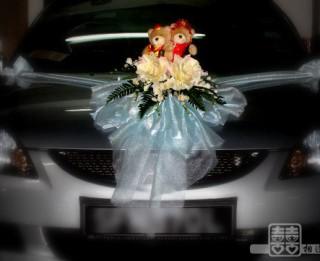 Foto: Idejas kāzu auto dekorēšanā