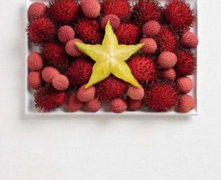 Foto: Kā pagatavot ēdamus karogus?