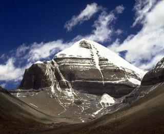 Noslēpumainais Kailasa kalns Tibetā