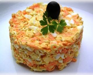 Salāti ukraiņu gaumē