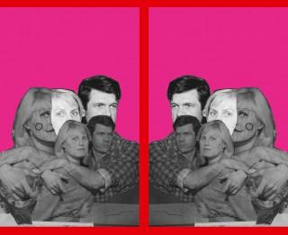 """Džemmas Skulmes, Ojāra Ābola un mākslinieku apvienības """"Klīga"""" kopizstāde """"Klātbūtne"""""""