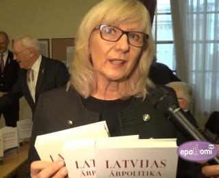 """Video: Izdots """"Latvijas ārpolitika un diplomātija 20. gadsimtā"""" 3. sējums"""